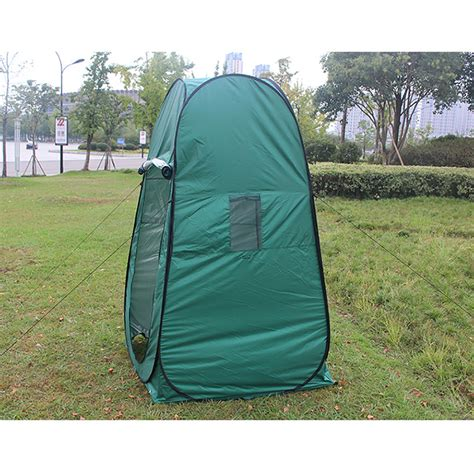 changing room tent pop up portable pop up cing fishing bathing shower toilet changing tent room ebay
