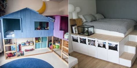 busunge bed hack δείτε 12 κρεβάτια που έγιναν φοβερά με κόλπα από το ικεα