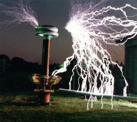 Tesla Coil Experiments Physics 122 Home Page