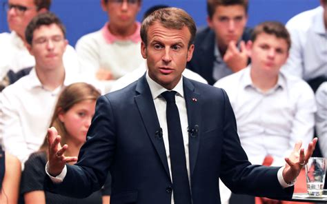 emmanuel macron rich president of the rich macron tackles france s poverty