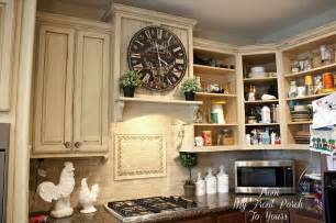 what finish paint for kitchen cabinets creating a country kitchen cabinet finish using