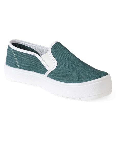 Casual Shoes Green scentra green casual shoes price in india buy scentra