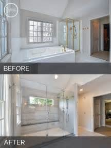 carl amp susan s master bath before amp after pictures home bathroom cute small bathroom remodel ideas with elegant
