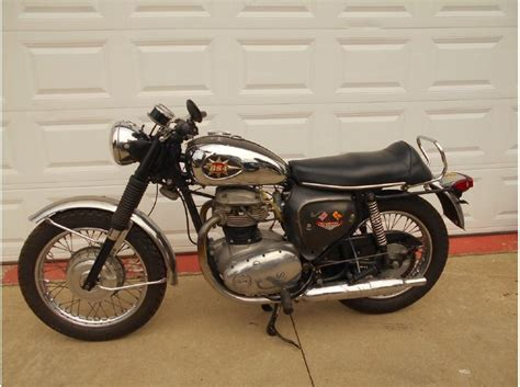buy 1969 bsa a65t thunderbolt on 2040 motos