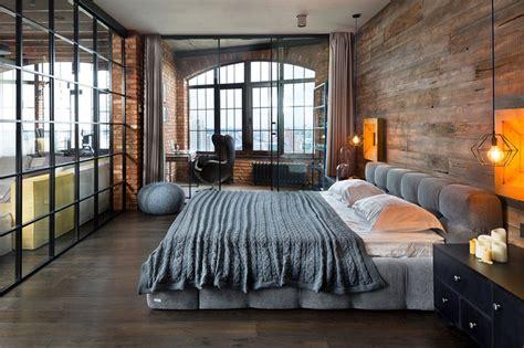 bedroom warehouse 15 imagens de quartos de casal industrial moderno para