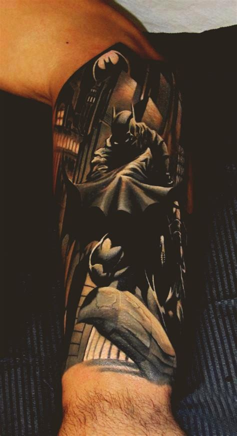batman tattoo scene 17 best images about batman on pinterest bats