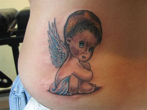 angel baby tattoos designs baby tattoos designs ideas and meaning tattoos
