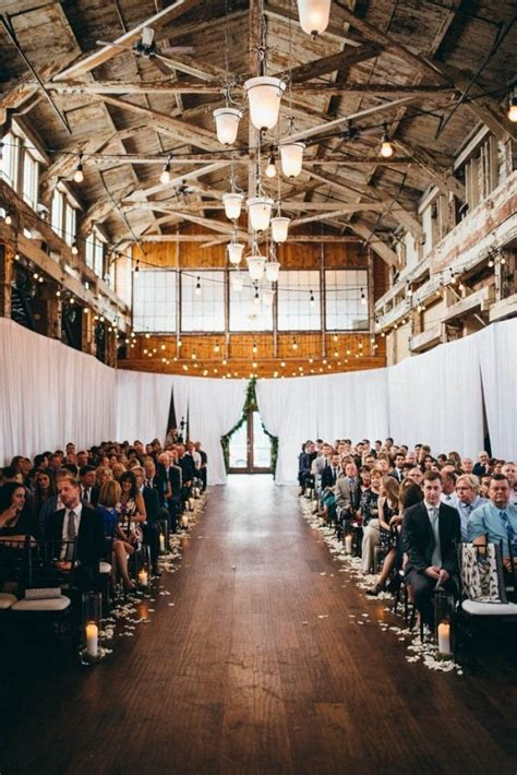grand ceremony space  sodo park  seattle wedding