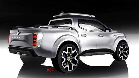 renault alaskan engine renault alaskan ute concept revealed video car news