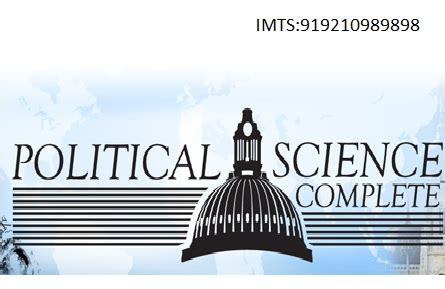 Mba In Political Science In India by Ba Political Science Distance Education In Gujarat 2018 19