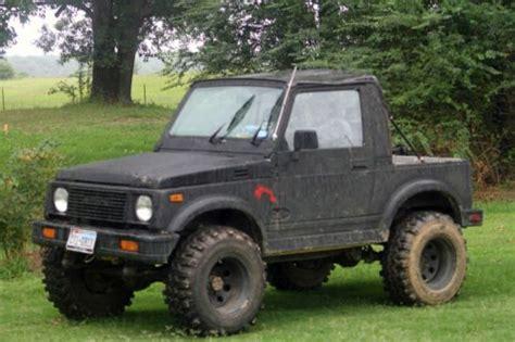 Suzuki Samurai Curb Weight Purchase Used 4x4 Cover Mud Snow Tires Atv Standard Used