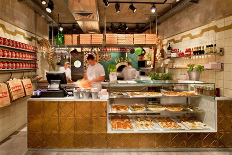 Designs Of Modular Kitchen by Pizza 187 Retail Design Blog