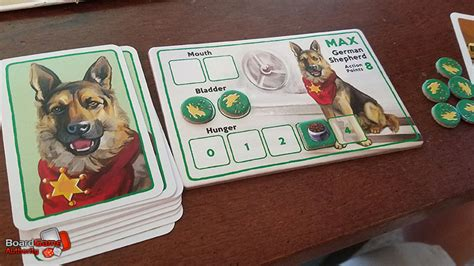 dogs life family board game review