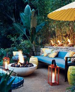 Backyard Inspiration Inside Out Inspiration For The Outdoor Living