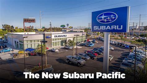 Subaru Pacific Subaru Pacific In Hawthorne Ca Subaru Sales Service