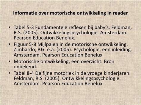 bijeenkomst 5 ontwikkelingspsychologie bijeenkomst 3 ontwikkelingspsychologie