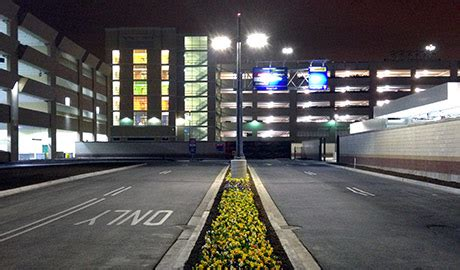 chicago midway consolidated rental car facility