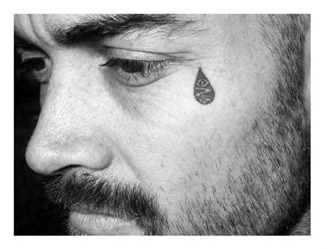 tear tattoo meaning usa cute teardrop tattoo design for men tattoomagz