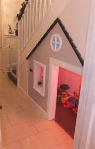 Cool Bedroom Ideas For Girls 11 incredible kids playhouses under the stairs do it