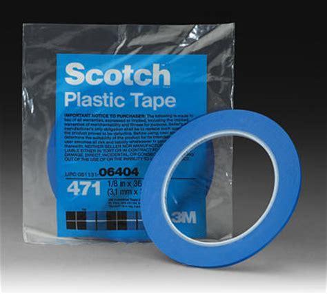 3m Scotch Cello 3m 06405 scotch 174 plastic 471 blue 1 4 in x 36 yd