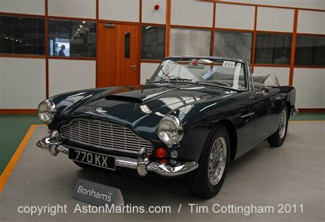 aston martin db4 convertible series 4 5