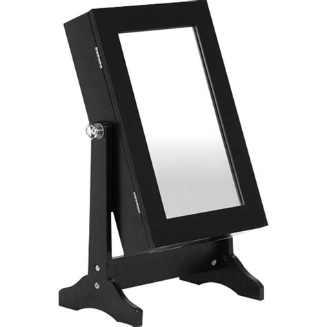 black table top mirror wessex tabletop mirror black dcg stores