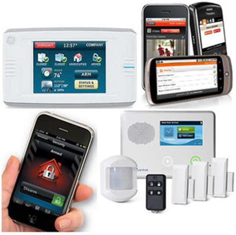 top 5 home security systems house hold alarm systems