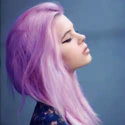 light purple hair color purple ombre hair on