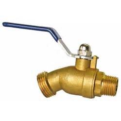 Shop american valve 3 4 in male brass hose bibb at lowes com