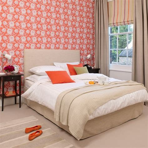 beige and coral bedroom coral floral bedroom modern decorating ideas