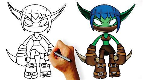 Kaos Anime Hurley 359 how to draw stealth skylanders
