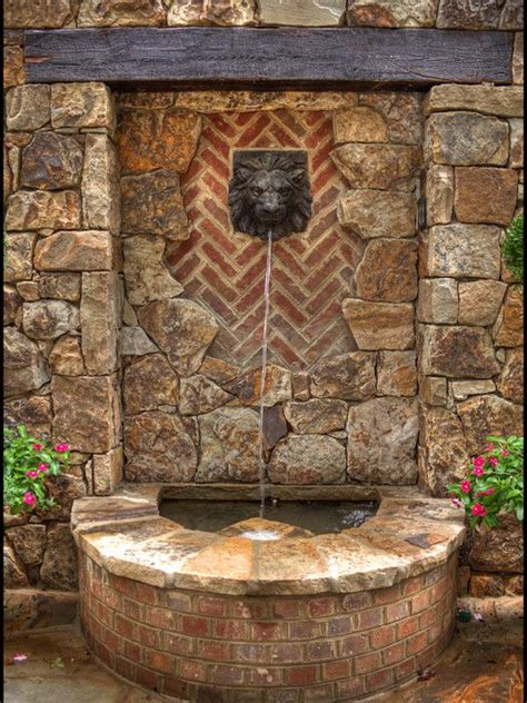 backyard wall fountains best 25 outdoor wall fountains ideas on pinterest wall