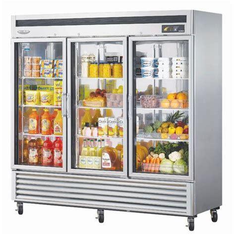 Commercial Juice Fridge Refrigerator Freezer Commercial Glass Door Refrigerators