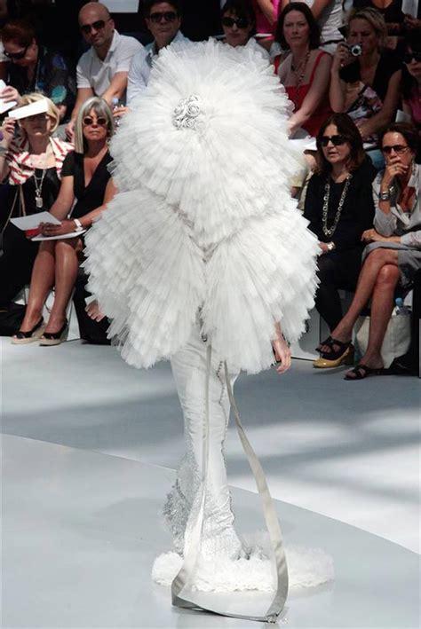 bizarre bridal gowns