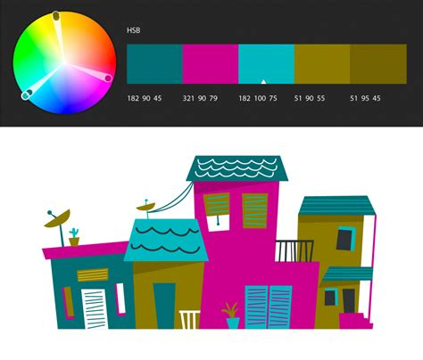 colour themes illustrator create color themes with adobe color themes panel in