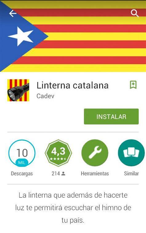 imagenes graciosas independencia cataluña linterna catalana