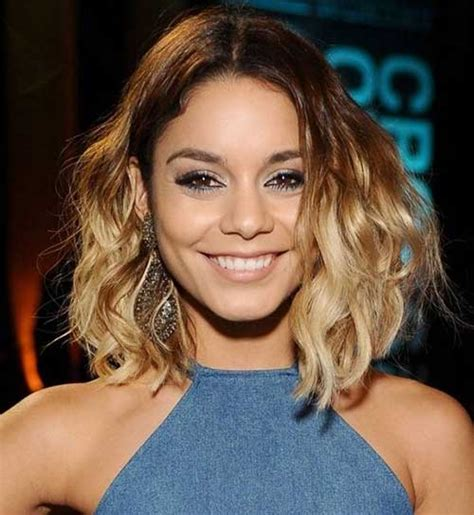 messy bob haircuts with ombre 20 chic and beautiful curly bob hairstyles we adore
