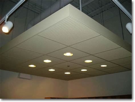 Floating Ceiling Panels Ceiling Panel Options Gordon Exteriors