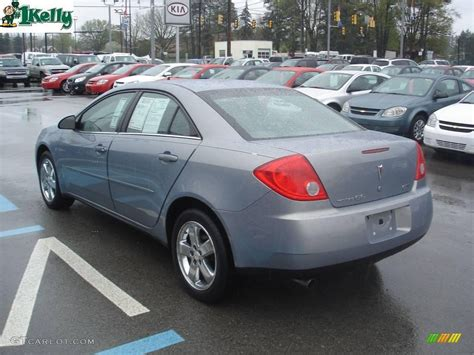 Taupe Paint 2008 blue gold crystal metallic pontiac g6 gt sedan
