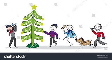 puppy play groups near me children smiling near tree stock vector 756913678