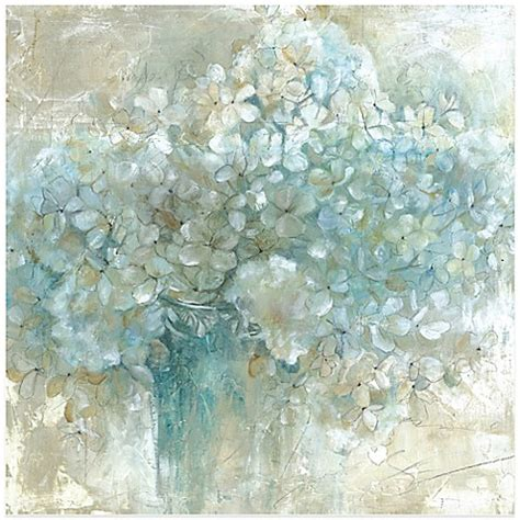 bed bath and beyond art buy hydrangeas wall art from bed bath beyond