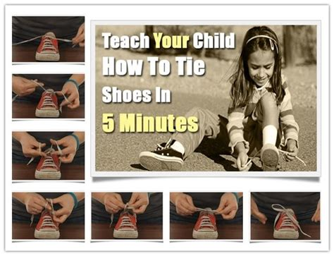 how to teach kid to tie shoes how to teach your kid to tie their shoes pictures photos