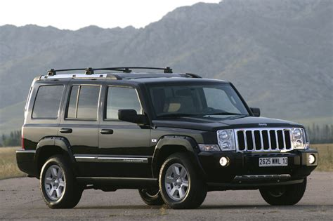 Jeep Commander 3 0 Crd Review Jeep Commander 3 0 Crd Photos And Comments Www Picautos