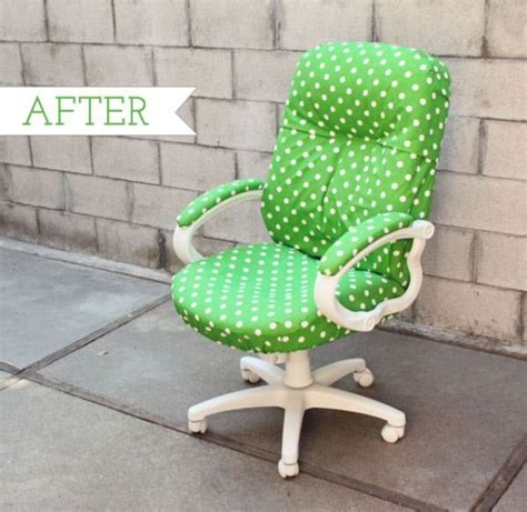 diy desk chair chic and colorful desk chair makeovers for diy
