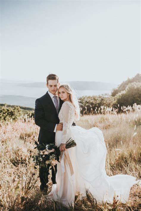 Pretty Wedding Photos by Insanely Beautiful Look Photos In The Utah Mountains