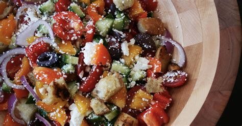 ina gartens greek salad recipe food com the 19 best ina garten lunch recipes purewow