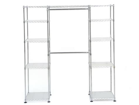 Free Standing Wire Closet Organizers by Stand Alone Closets Alluring Walmart Closet Organizer Walmart Baskets Wire Closet Shelving
