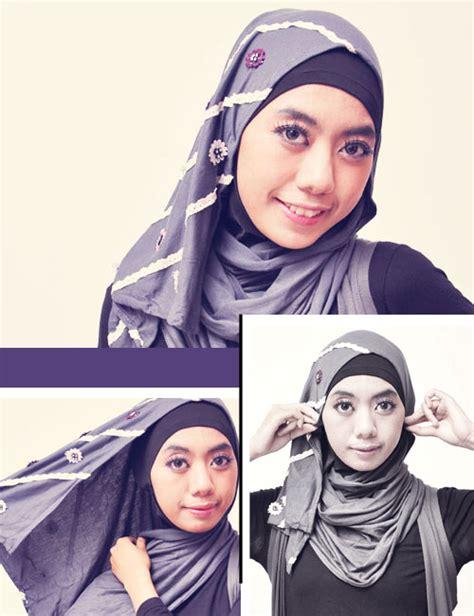 tutorial jilbab pashmina modis tutorial jilbab modis sehari hari iii