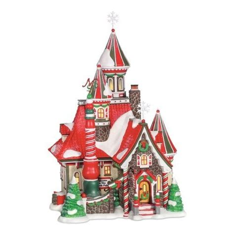 1000 images about dept 56 north pole on pinterest