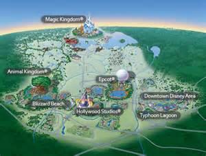 disney world florida park map info on walt disney resort florida reunion resort